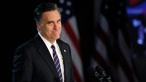 Romney's last bow strong on principles