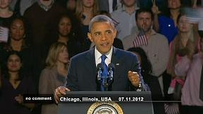 Barack Obama's Victory speech – nocomment