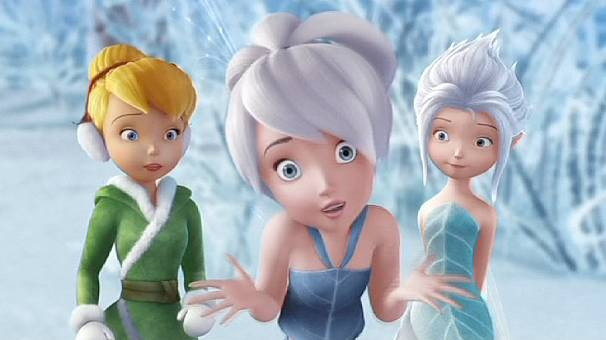 Disney's latest fairy film to make cinema bow