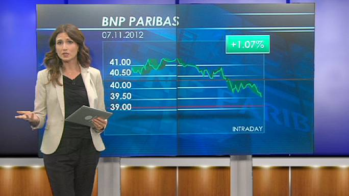 Paribas stands firm as markets fall