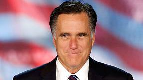 Romney calls for political unity