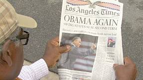 Obama plebisicité par les Latinos de Los Angeles