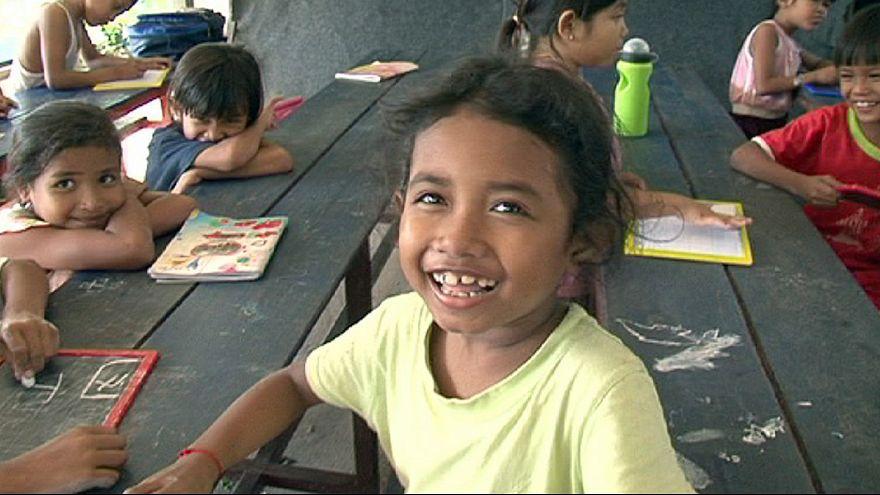 """""""صندوق رعاية الطفولة في كمبوديا"""" و""""روبوبرايل"""" من المشاريع الحائزة على جوائز قمة الابتكار العالمي"""