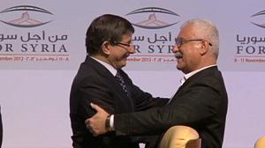 Syrian opposition signs coalition agreement