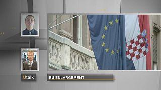 Adhesión de Croacia a la UE en 2013