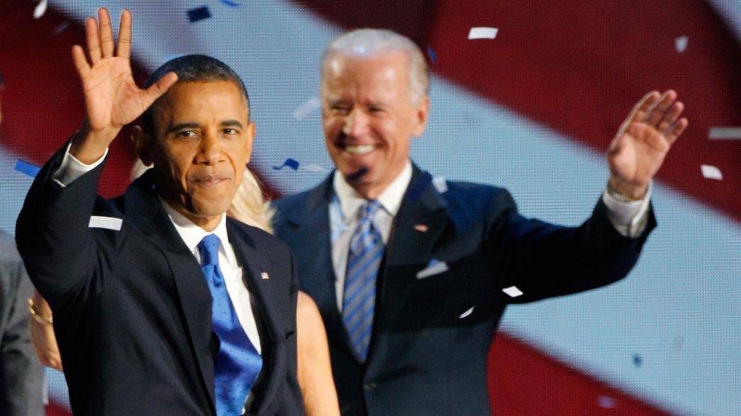 USA: Alter Obama - neue Politik?