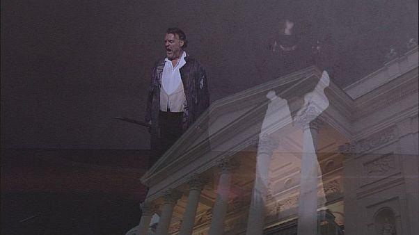 Londra Kraliyet Opera Evi, Wagner'in 200. doğumgününü kutlamaya hazırlanıyor