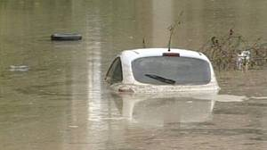 Central Italy hit by flooding