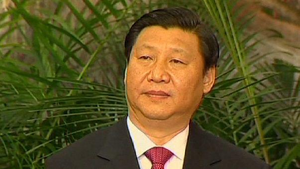 شى جين بينغ، الزعيم الجديد للصين