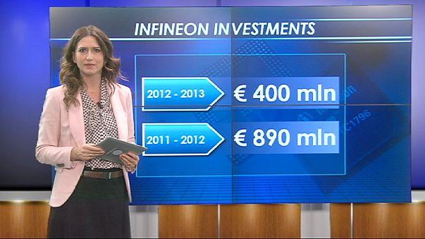 Forte rialzo in borsa per Infineon