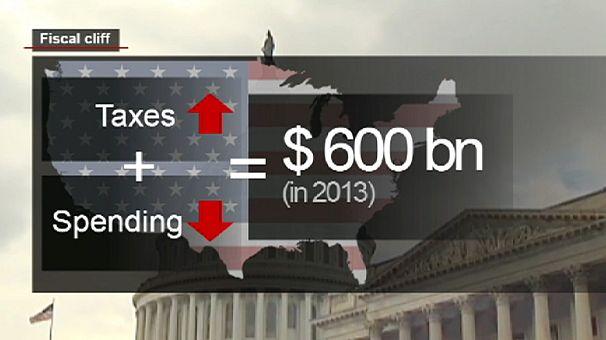 Stürzt die US-Wirtschaft über die Steuerklippe