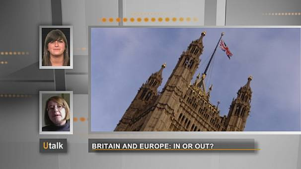 Britain and Europe: in or out?