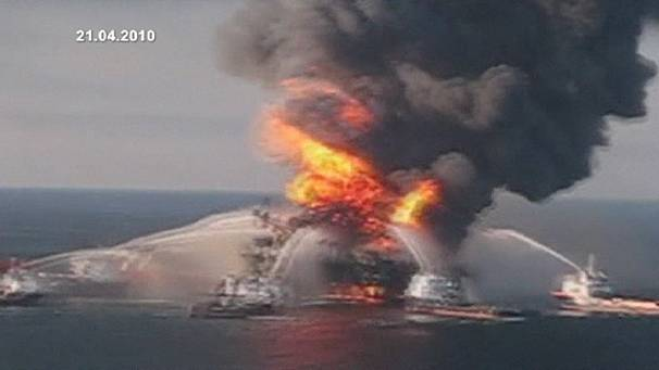 BP pays record US damages for Deepwater