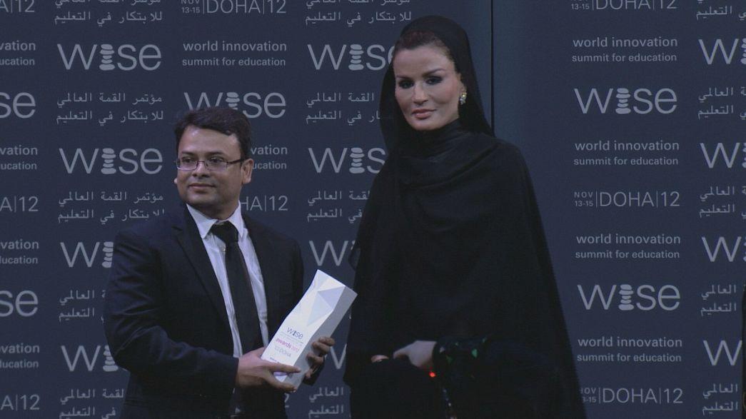Cumbre WISE: la educación como llave para el empleo