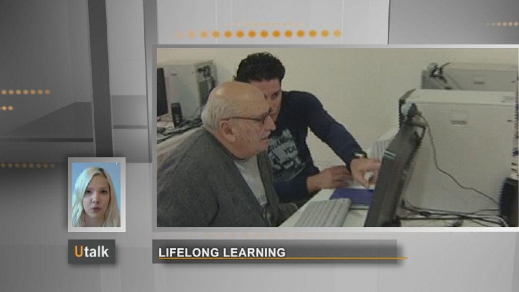 GRUNDTVIG: tecnologia para idosos