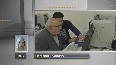 Lebenslang lernen mit Grundtvig