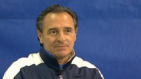 Prandelli does it his way ahead of 2014