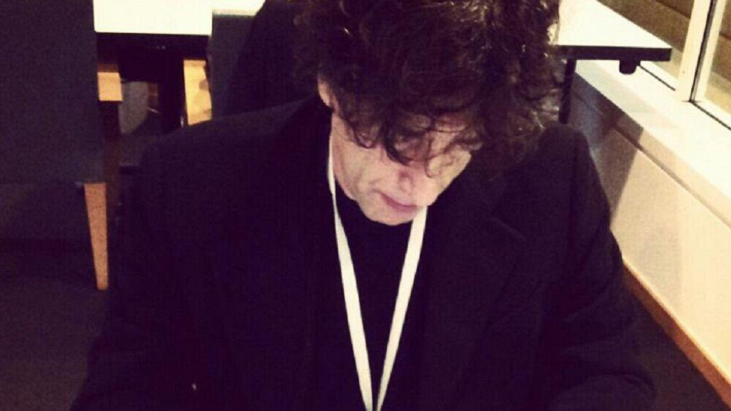 """Neil Gaiman's Erfolgsrezept: """"Man reiht so lange ein Wort an das andere, bis man fertig ist."""""""