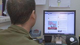 La guerra in Medio Oriente ai tempi di Twitter