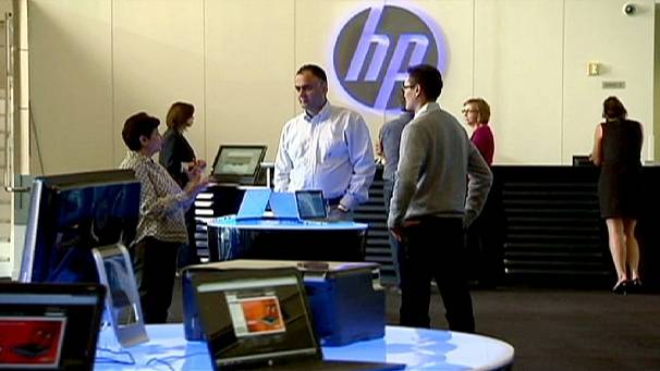 Blame game after HP multi billion euro writedown