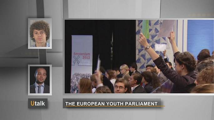 What is the European Youth Parliament?