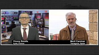كاتالونيا الإسبانية : بين التصويت والإنفصال