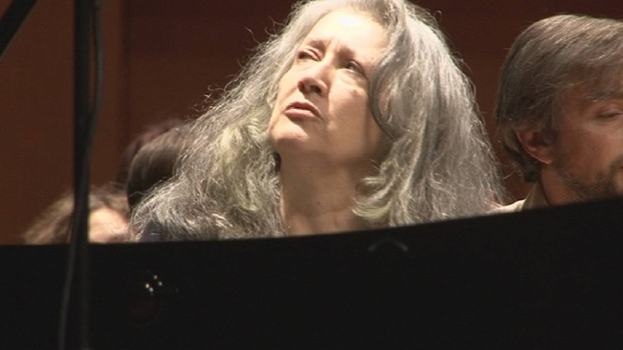 Martha Argerich, uma lenda do piano