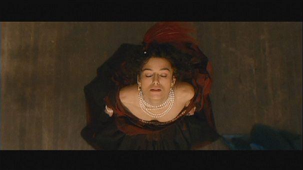 Keira Knightley is Anna Karenina