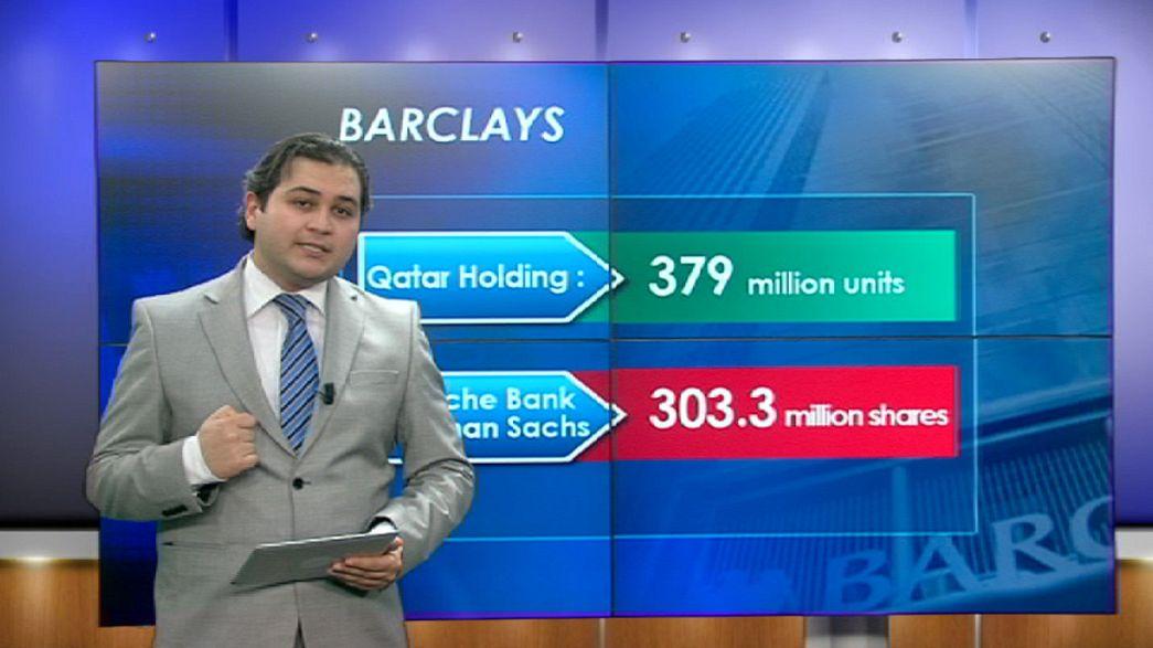 Barclays pesante dopo la vendita di warrant in mano a Qatar Holding