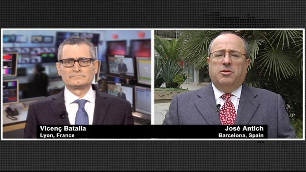 Xadrez político da Catalunha