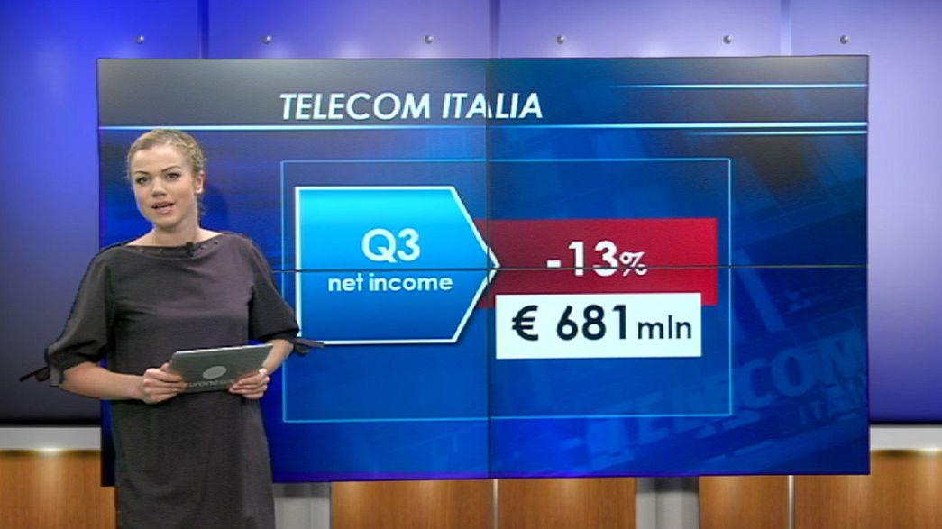 Naguib Sawiris confirme son intérêt pour Telecom Italia
