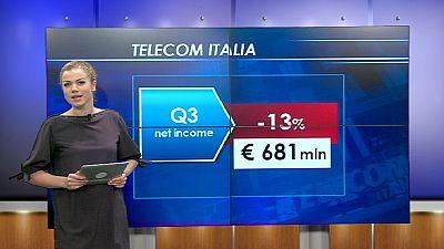 Egyptian telecoms magnate Sawiris seeks slice of Telecoms Italia
