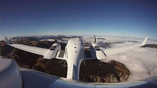 """""""نظام القيادة الآلي"""" لطائرات أكثر أمانا"""
