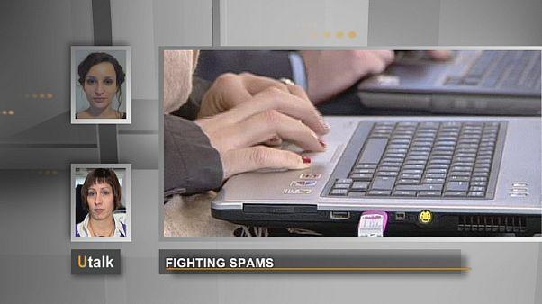 Kampf gegen Spam