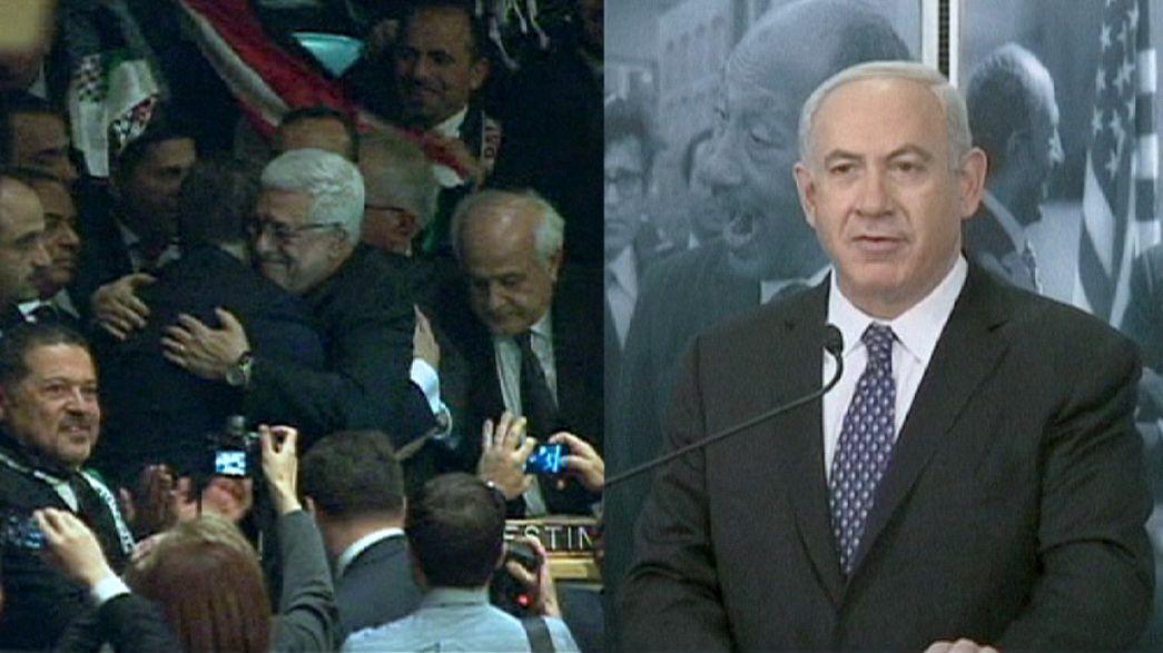 Was bedeutet der neue Palästinenserstatus für Israel?