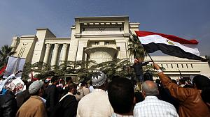 Court out: Egypt's constitutional crisis deepens as judges shelve vital work