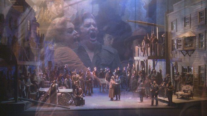 La Fanciulla del West de Puccini à l'Opéra de Monte-Carlo