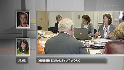 O género é igual na altura de encontrar um trabalho na Europa?