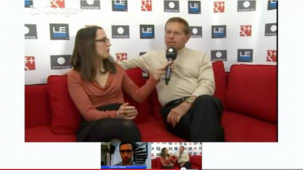 The Internet of Things: hanging out at LeWeb2012, part II