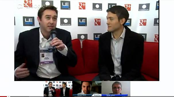 The Internet of Things: hanging out at LeWeb2012