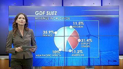 Tonfo di GDF Suez dopo il taglio dell'outlook