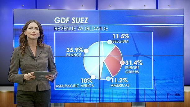 GDF Suez powers down profits