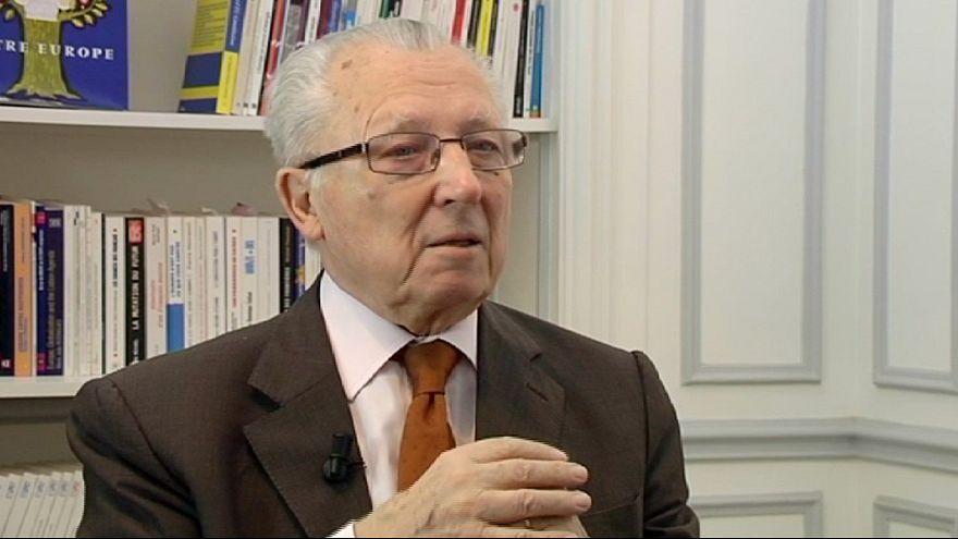 """Jacques Delors: """"Türkiye'ye hayır demek büyük bir hataydı"""""""