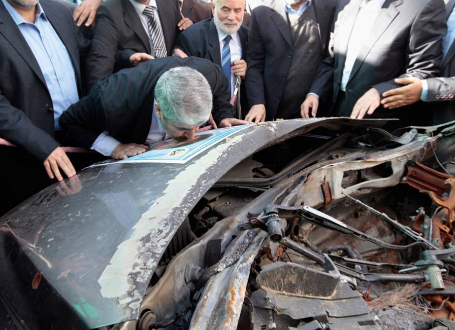 Hamas leader homecoming