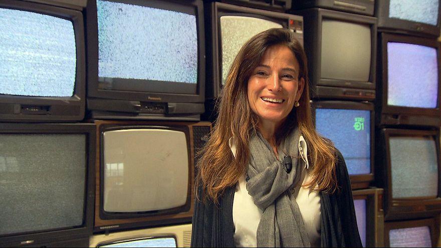 В Италии старые телевизоры пустили на плитку