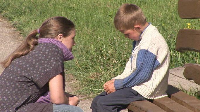 Crianças sem pais e com todo o futuro pela frente