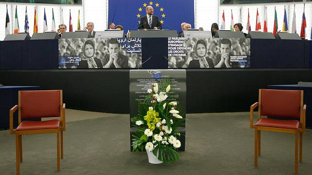 Чествование сахаровских лауреатов из Ирана
