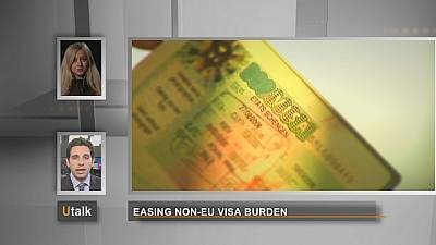 Alléger le fardeau des visas pour les non-Européens