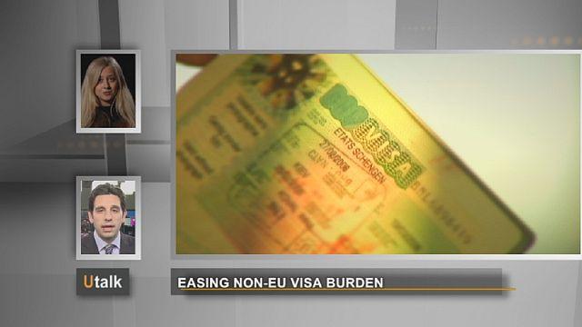 Easing non-EU visa burden