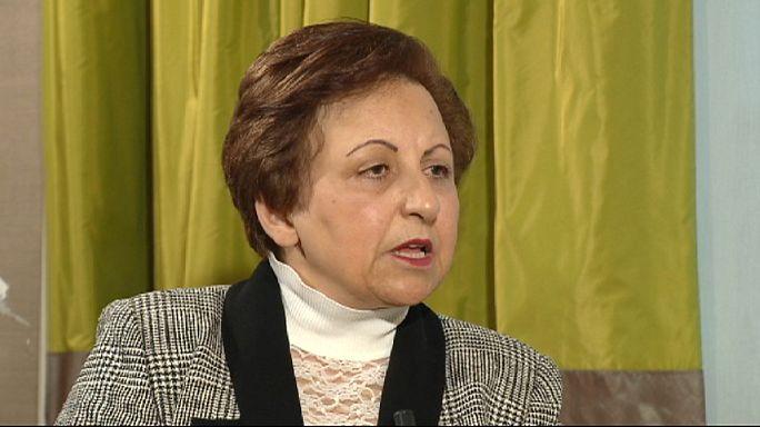 Ширин Эбади продолжает борьбу